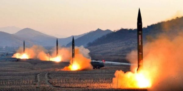North Korea Launches Missile Over Japan Into Pacific Ocean
