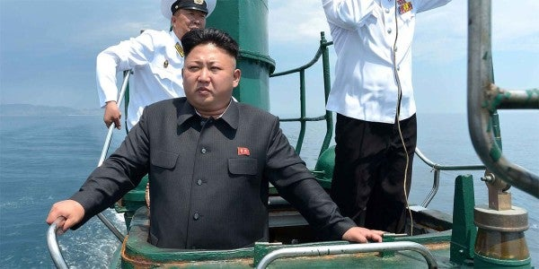 Could North Korea S Submarines Sink The Us Navy In A War Task Purpose