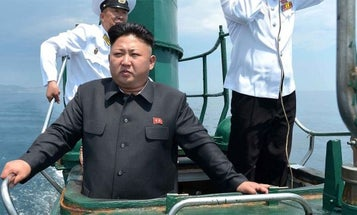 Could North Korea's Submarines Sink The US Navy In A War?