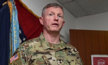 The Details Of This General's Alleged Frat Case Are Even Weirder Than You Think