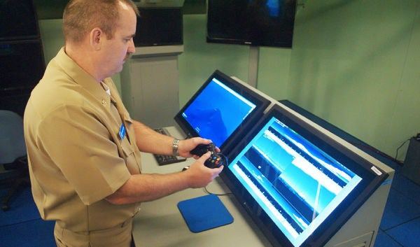 The Navy's Most Advanced Submarines Will Soon Be Using Xbox Controllers