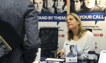 VA Plans To Open Third Veterans Crisis Line Call Center