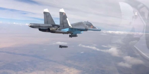 Russians Bomb US Allies And Their Advisers In Surprise Syria Strike