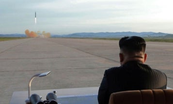 North Korean Missile Test Raises Questions About Why Allies Didn't Try To Shoot It Down