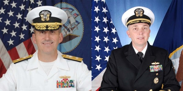 Navy Fires 2 More Top Officers As Investigations Into 7th Fleet Mishaps Continue