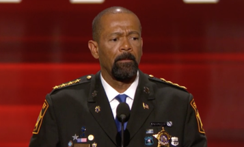 Sheriff Clarke May Be Stripped of Degree After Being Caught Plagiarizing Naval Postgraduate Thesis