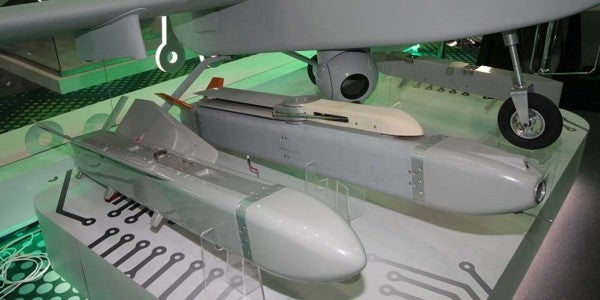 Russia's Unmanned Aircraft Are Getting Lethal New Munitions