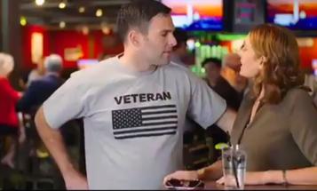 Veteran House Hopeful Releases Most Cringeworthy 'Top Gun' Campaign Ad Ever
