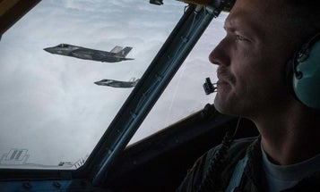'We Are A Service That Is Too Small': An Air Force In Crisis Looks For A Shakeup