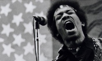 Remember when Jimi Hendrix got an official reprimand in the Army for masturbating?