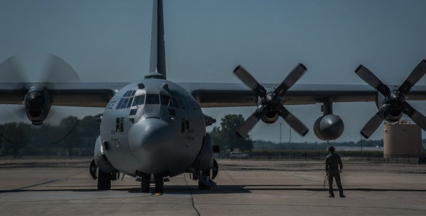 The Air Force Is Waging A War On Mosquitoes In Texas