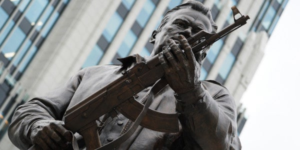 The Legendary AK-47 Just Received The Ridiculous Tribute It Deserves