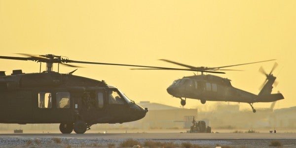 The Afghan Military Just Got Its First Black Hawks. The Rest Can't Come Soon Enough