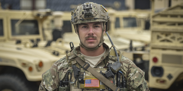 Airman Who Repelled Ambush With Multiple 'Danger Close' Airstrikes To Receive Air Force Cross