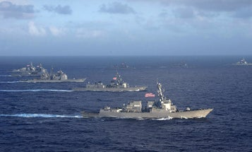 Exhausted Navy Fleet Faces A Dilemma: How To Hit 'Reset' While Staying On Watch