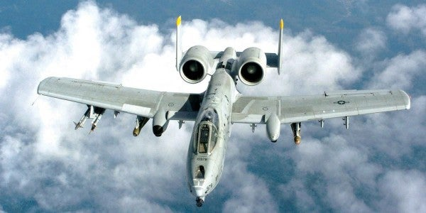 Dozens Of A-10s May End Up Grounded Over A Crucial Part