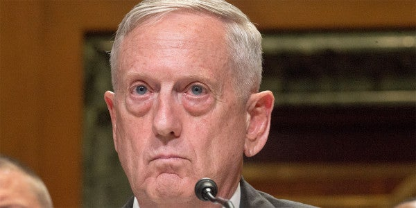 Want To Know How Mattis Got The Callsign 'Chaos'? Here's The Story