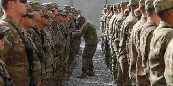 More Than 2,000 Paratroopers Deployed To Afghanistan On Short Notice