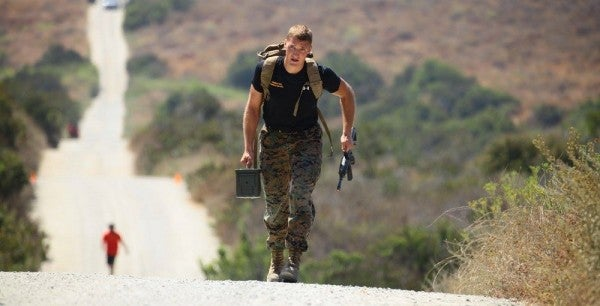 The Marine Corps' Ultimate Tactical Athlete Shares His Grueling Workout Routine