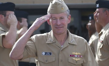 Navy Won't Punish Vice Admiral Stripped Of Security Clearance During 'Fat Leonard' Probe