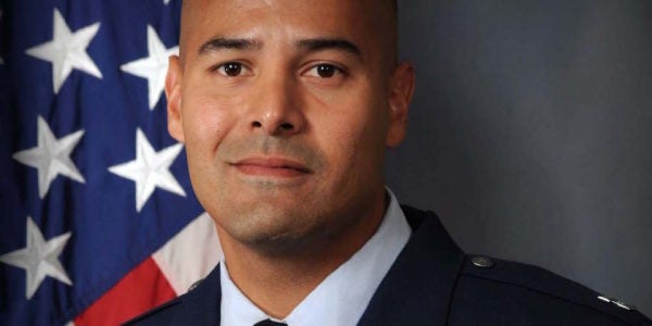 Air Force: Investigators Reviewing Statements By Outspoken Chaplain Hernandez