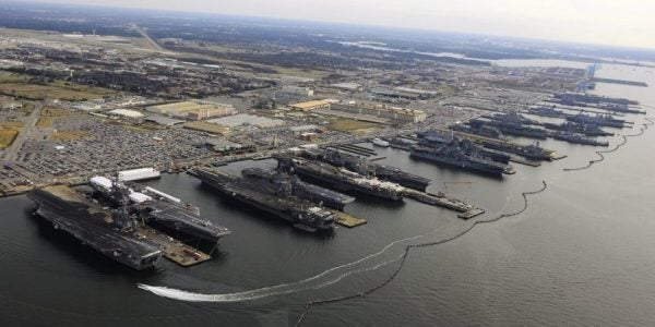 Navy Sailor Indicted In Series Of Bomb Threats At Bases Across Hampton Roads