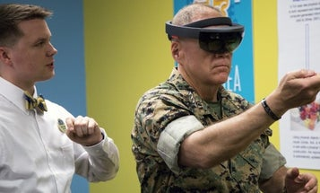 Marine Commandant Wants A 'Star Trek'-Style Holodeck For Wargaming