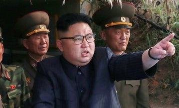 North Korea Threatens To Shoot Down US Bombers After Trump's 'Declaration Of War'