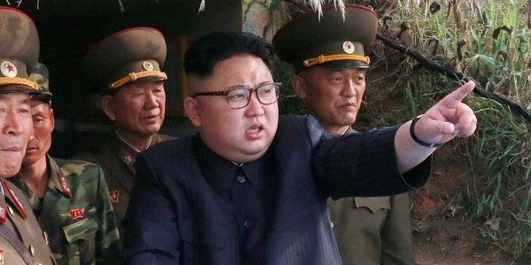 Kim Jong-un reportedly makes first public appearance in weeks