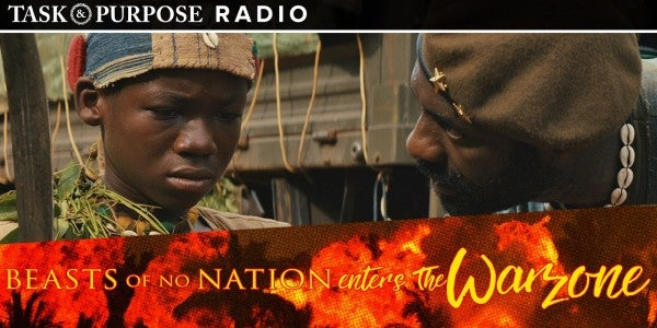 Why 'Beasts Of No Nation' Is A Non-Traditional War Film Every Vet Should See