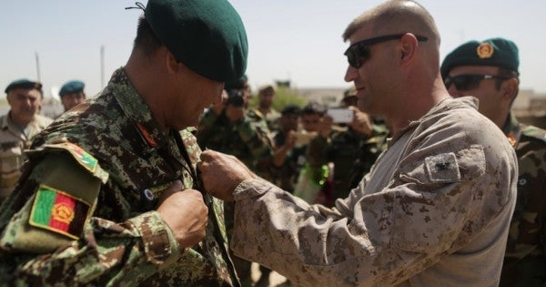 Nobody Knows How Many Afghan Security Forces Really Exist, And The US Can't Fix It