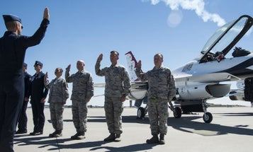 Air Force Expands Sabbatical Leave For Up To 3 Years If Airmen Stay In