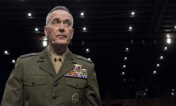 Dunford Dishes On North Korea, Trans Troops, And Air Force One In Lengthy Senate Hearing