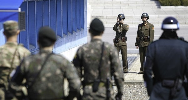 Who's The Jerk Who Hit US Troops In South Korea With A Fake Evac Order?