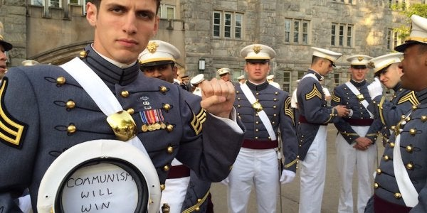 West Point Chief Pushes Back On Criticism Amid 'Commie Cadet' Investigations