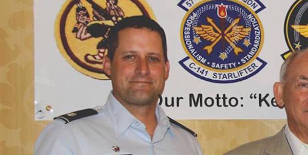 Drunk Air Force Squadron Commander Fired From Post