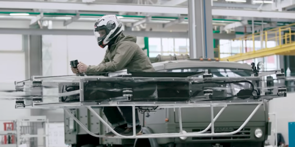 The Maker Of The AK-47 Just Unveiled A 'Flying Car' For Military Use