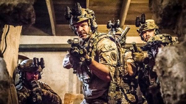 An Inside Look At CBS' New Show 'SEAL Team'