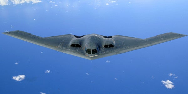 US May Deploy Even More Stealth Bombers To Korean Peninsula, Officials Say
