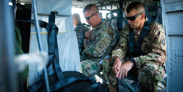 3-Star General Tapped To Lead Hurricane Response In Puerto Rico
