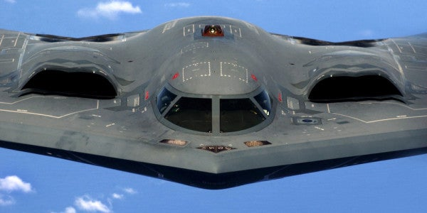 Nuclear-Capable B-2 Spirit Stealth Bomber Heads To Pacific As Mattis Blasts 'Outlaw' North Korea