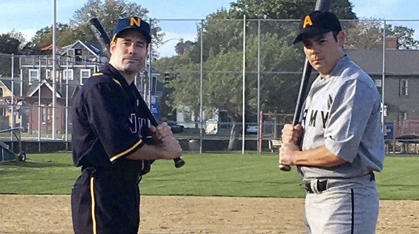 Troops Step Up To The Plate, Recreate Army-Navy Baseball Rivalry 'Field Of Dreams' Style