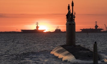 The Most Powerful Nuclear Attack Submarine Ever Is Now In The Navy's Hands