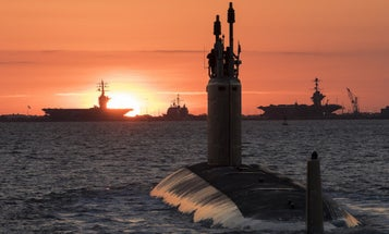 Navy submarines are now deploying with new 'low-yield' nuclear weapons