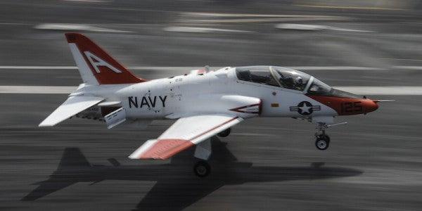 T-45C Goshawk Crash Kills 2 In Tennessee Amid Growing Mishap Worries