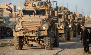 US Service Member Killed By Roadside IED In Iraq As ISIS Campaign Casualties Rise