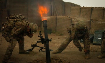 This Is The Mortar System That's Been Dropping Rounds On The Taliban For The Last 16 Years