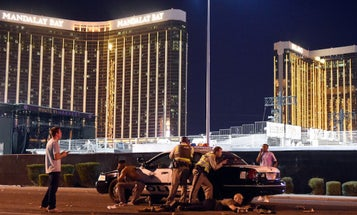 Sheriff: Evidence Suggests Las Vegas Gunman Planned On Escaping Hotel After Massacre