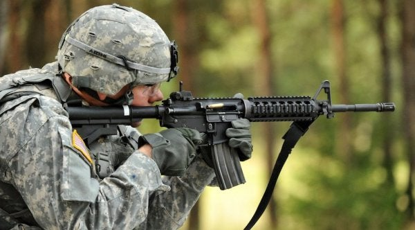 The Army's Powerful New Service Rifle Isn't Dead Just Yet