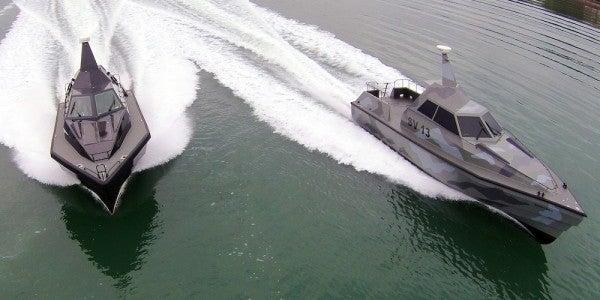 Watch Safehaven Marine's Stealthy New High-Speed Interceptor In Action